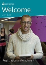 Welcome Pack 2013-14 - University of Winchester