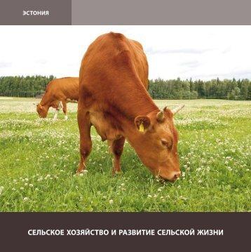 Сельское хозяйство и развитие сельской жизни (PDF 776 КБ)