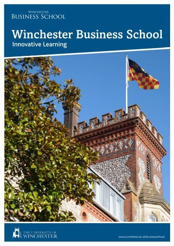 Winchester Business School - University of Winchester