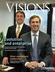 Evolution and enterprise - Albany Colonie Regional Chamber of ...