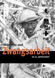Sklaverei und Zwangsarbeit im 21. Jahrhundert - Werkstatt Ökonomie