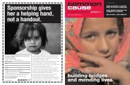common cause - ActionAid