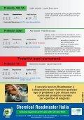protettivi temporanei per metalli - Chemical Roadmaster Italia - Page 4