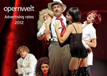 Advertising rates 2012 - Kultiversum