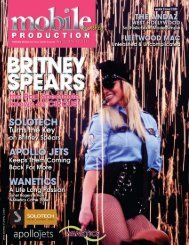 volume 2 issue 5 2009 - Mobile Production Pro