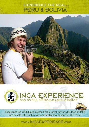INCA EXPERIENCE - GoAbroad.com