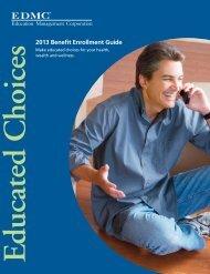 2013 Benefit Enrollment Guide - Education Management Corporation