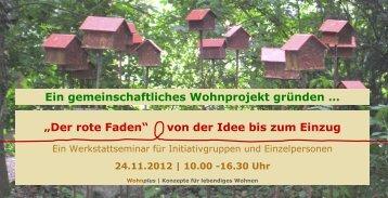 Einladungsflyer 2a.pdf - Wohnprojekte Portal