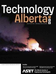 Technology Alberta Feb/Mar.05 - ASET