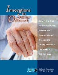 Senior Outreach Brochure - CAPG