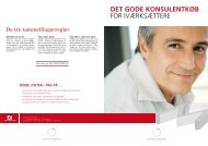 Det gode konsulentkøb - for iværksættere (pdf)