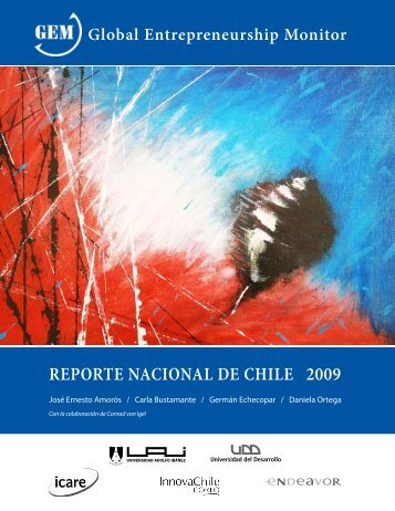 reporte nacional de chile 2009 - Global Entrepreneurship Monitor