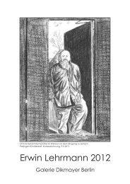 Kalender Lehrmann 2012.cdr - Galerie Dikmayer Berlin