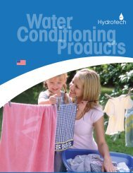 Complete Catalogue - Hydrotech