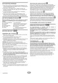 Garagentoröffner Modell MotorLift 5500 Instructions - Chamberlain - Page 4
