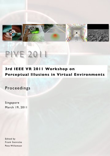 Here - Perceptual illusions in virtual environments