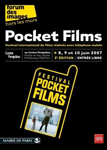 Catalogue Pocket Films 2007 - Quidam production