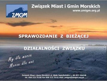 Port Szczecin - ZMiGM