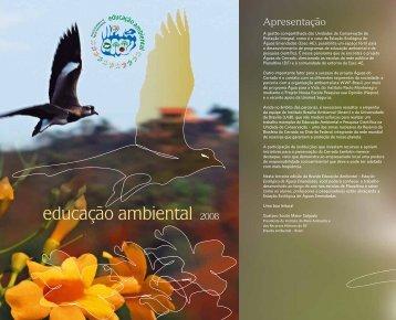 educação ambiental - WWF Brasil