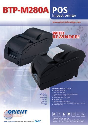 BTP-M280A 1 (3268 kB) - Avnet Embedded