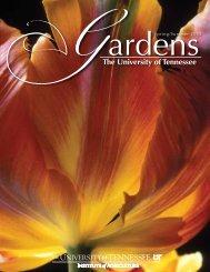 Spring/Summer 2012 - UT Gardens - The University of Tennessee