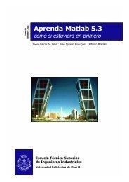 Aprenda Matlab 5.3