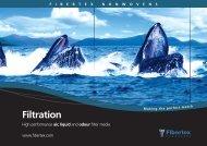Filtration - Fibertex AS