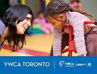 YWCA TORONTO | 2009 Annual Report - Community Knowledge ...