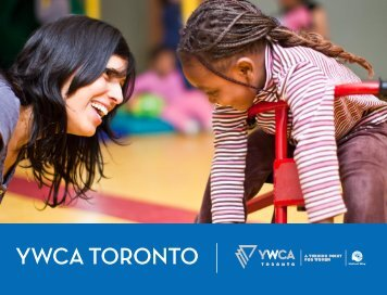 YWCA TORONTO | 2009 Annual Report - Community Knowledge ...
