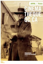Télécharger (pdf - 1.86 Mo) - Cinémathèque québécoise