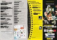 Programme REJI 2008 - Quidam production