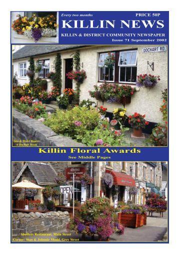 The Killin News - Issue 71 - The Killin Web Site