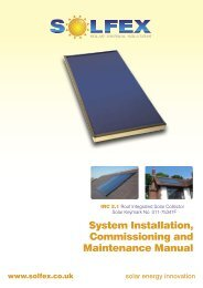 System Installation, Commissioning and ... - Heat and Plumb