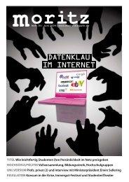Datenklau im internet - webMoritz