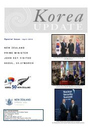 April 2012 - Special issue - New Zealand Ministry of Foreign Affairs ...