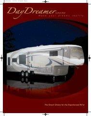 2007 Day Dreamer Brochure - Rvguidebook.com