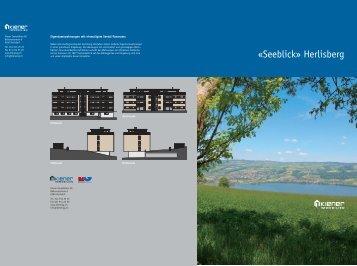 Seeblick Herlisberg Verkaufsdokumentation - Newhome.ch