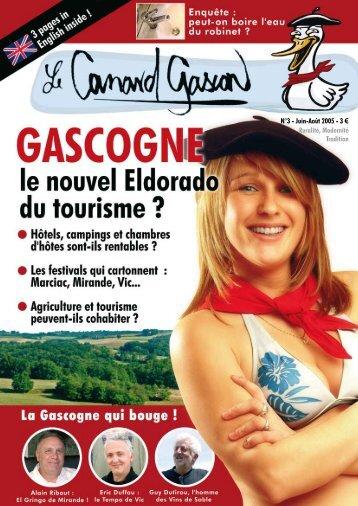 N°3 - Le Canard Gascon
