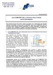 SGG CLIMATOP LUX,