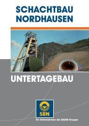 m - SCHACHTBAU NORDHAUSEN GmbH