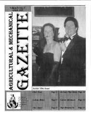 Page 1 Page 2 Page 2 The Agricultural and Mechanical Gazette ...