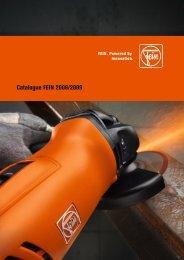 Fein - Catalogue général