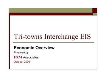MEPA certificate - I-93 Tri-Town Interchange Project - Executive ...