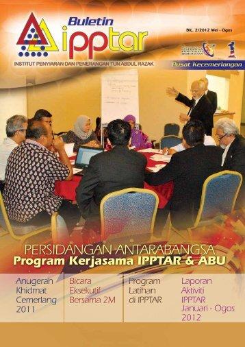 Buletin IPPTAR Bil. 2/2012
