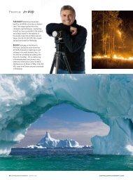 Profile: Art Wolfe - Iconic Images International