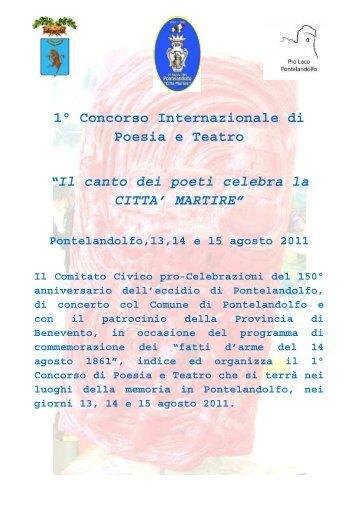 Premio di Poesia 2.pdf - Concorsi Letterari