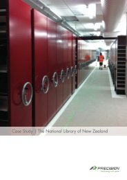 Case Study | The National Library of New Zealand - Precision ...