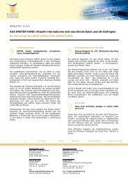 Balance Newsletter 02-2011 - Vae-psf.de