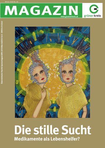 Magazin Nr. 68 - Grüner Kreis