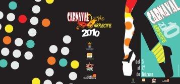 programa carnaval 2010 texto curva - Lanzarote